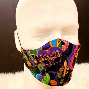 3 for $15 Mardi Gras mask ( Bundle & Save)